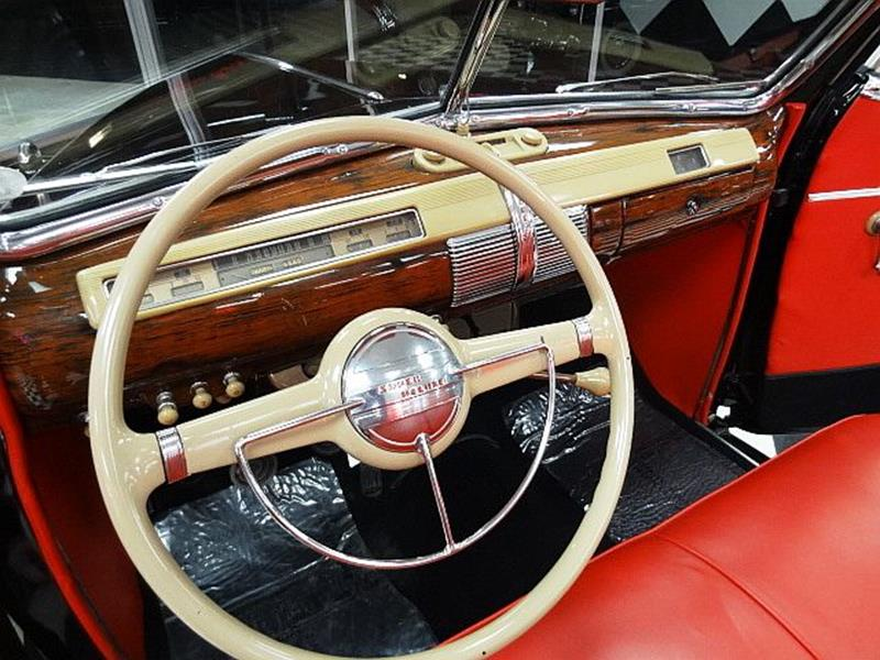 1941 Ford Super Deluxe CONVERTIBLE In Bonner Springs KS - Wagner\'s ...