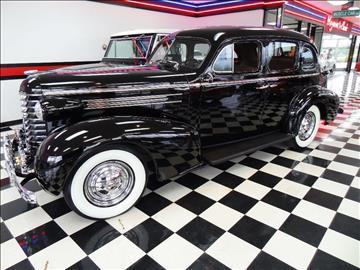 1937 Oldsmobile TOURING SEDAN