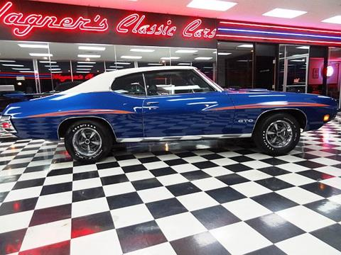 1970 Pontiac Gto For Sale In North East Pa Carsforsale