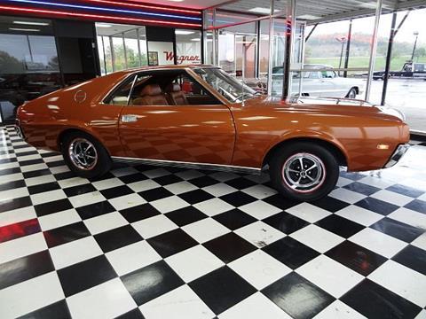 1969 AMC AMX for sale in Bonner Springs, KS