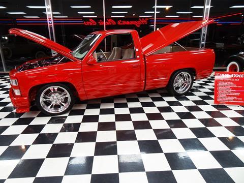 1992 Chevrolet SS 454