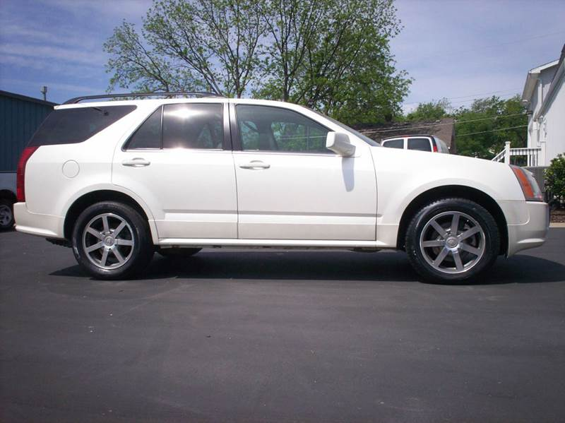 2004 Cadillac Srx Awd 4dr Suv V8 In Merriam Ks Whitney
