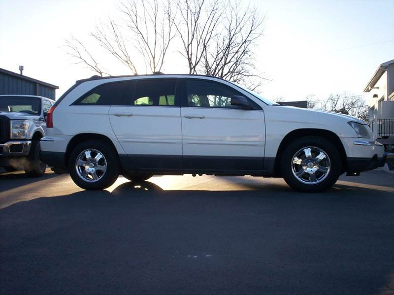 2005 Chrysler Pacifica Awd Touring 4dr Wagon In Merriam Ks