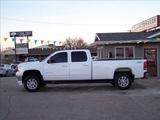 2011 GMC Sierra 3500