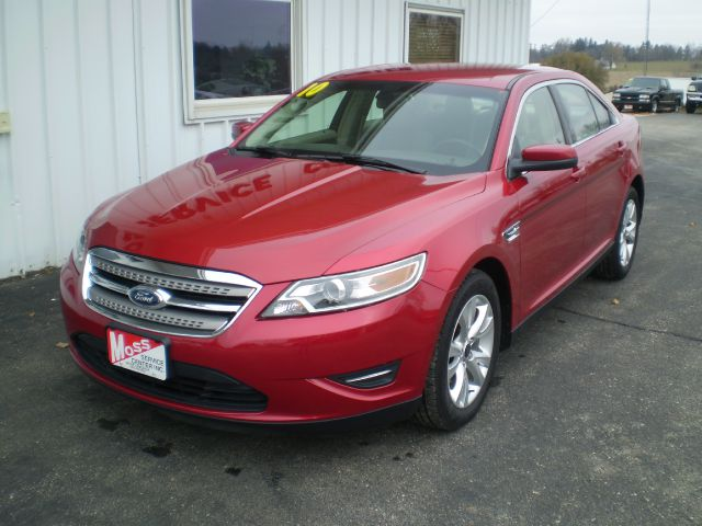 Used 2010 ford taurus for sale for Miracle mile motors lincoln ne