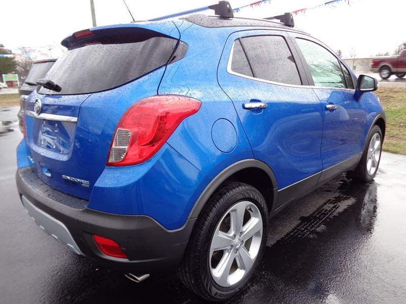 2015 Buick Encore Leather AWD Crossover - Scottville MI