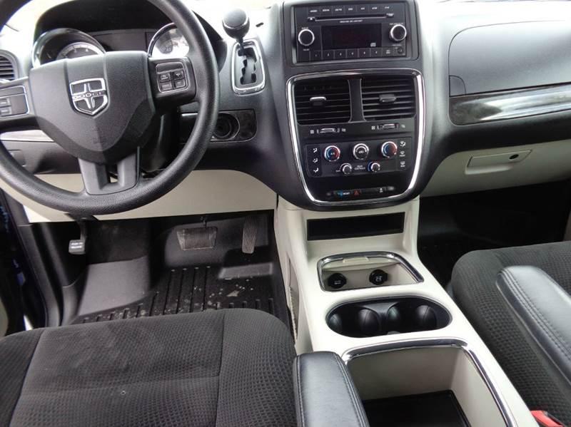 2014 Dodge Grand Caravan SXT 4dr Mini Van - Scottville MI
