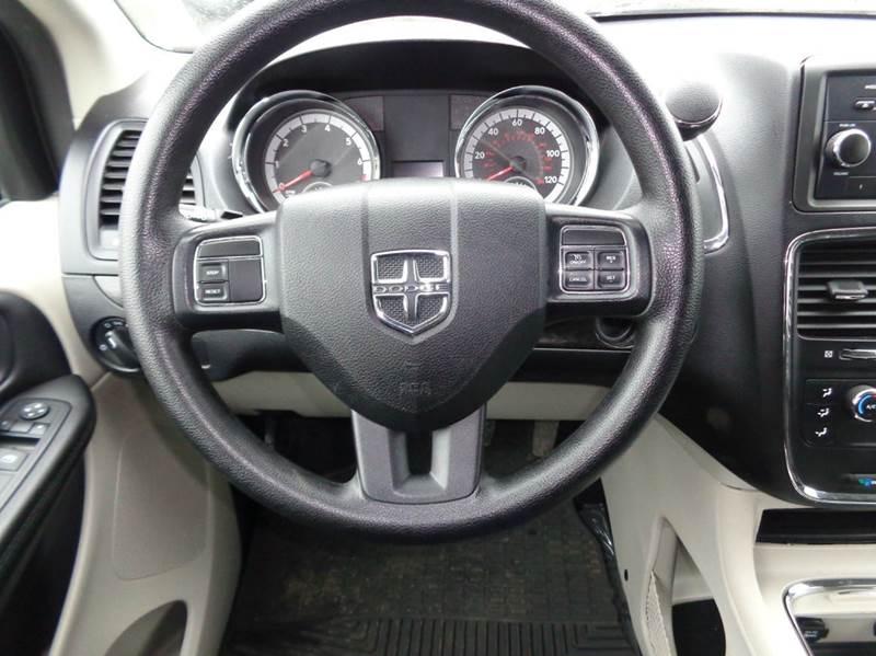 2014 Dodge Grand Caravan SE 4dr Mini-Van - Scottville MI