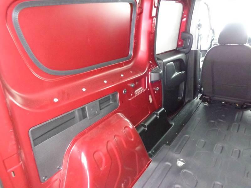 2015 RAM ProMaster City Cargo Tradesman 4dr Cargo Mini Van - Scottville MI