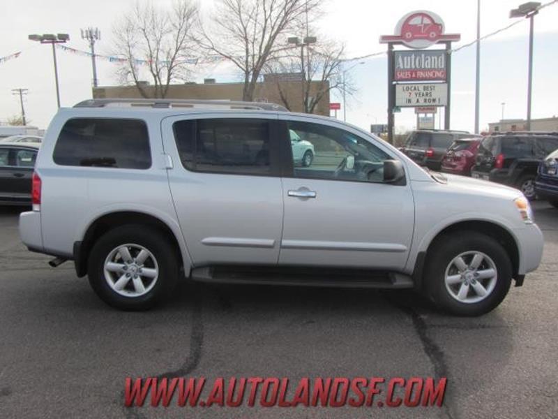 Autoland Sioux Falls >> 2015 Nissan Armada For Sale - Carsforsale.com