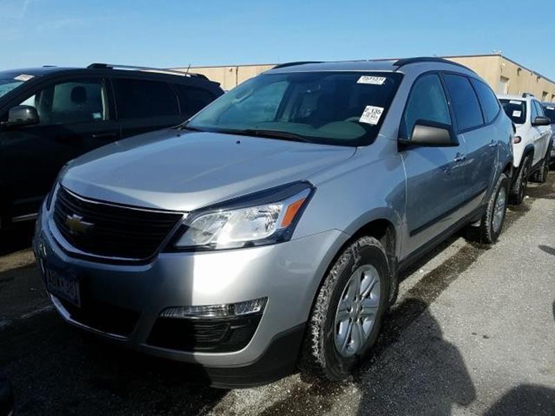 Used Chevrolet Traverse For Sale in South Dakota ...