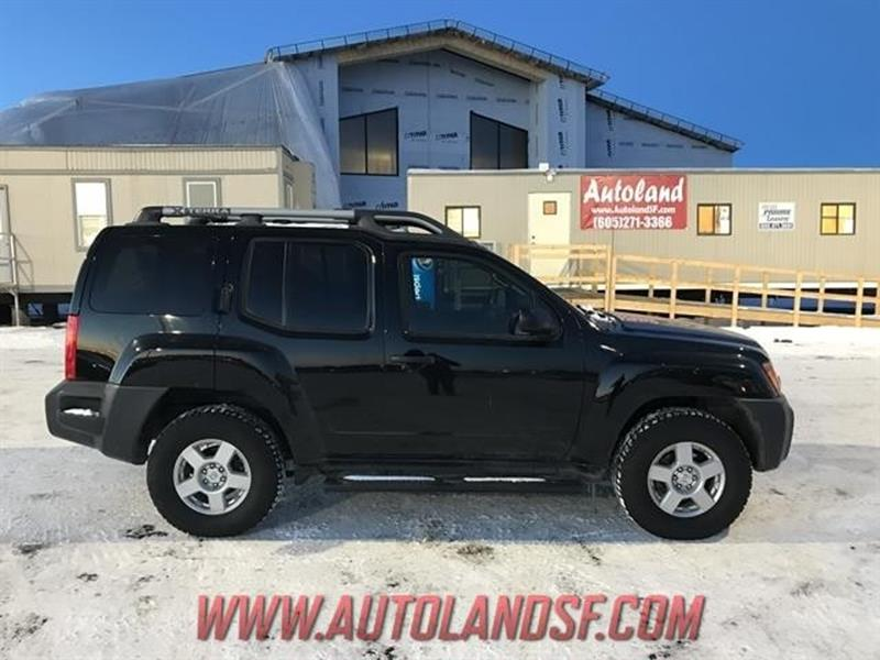 nissan xterra for sale in south dakota. Black Bedroom Furniture Sets. Home Design Ideas
