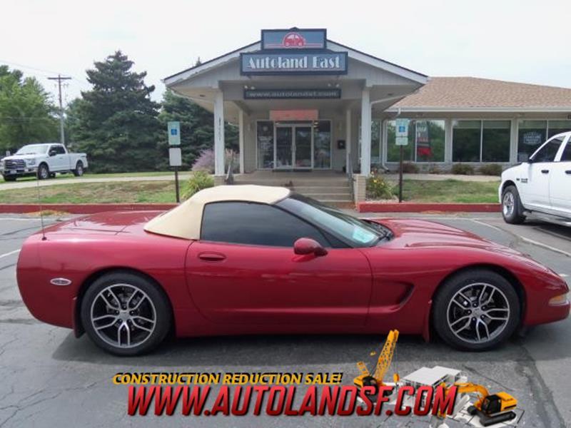 Autoland Sioux Falls >> Chevrolet Corvette For Sale in Sioux Falls, SD - Carsforsale.com