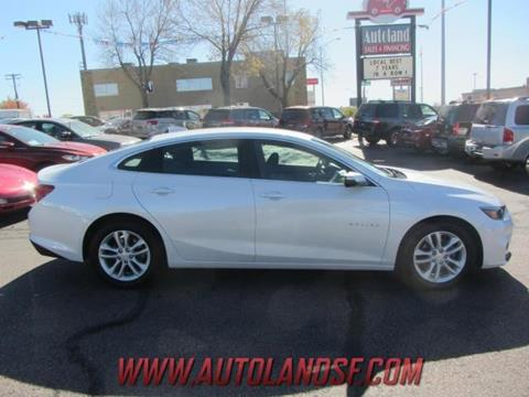 2016 Chevrolet Malibu for sale in Sioux Falls, SD