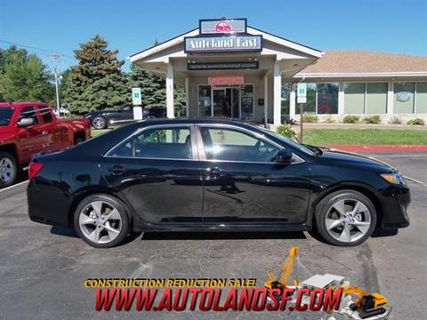 2014 Toyota Camry for sale in Sioux Falls, SD