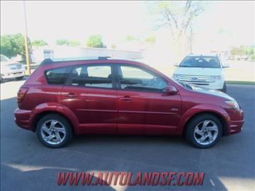 Autoland Sioux Falls >> Pontiac Vibe For Sale - Carsforsale.com