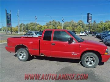 2000 Chevrolet S-10 for sale in Sioux Falls, SD
