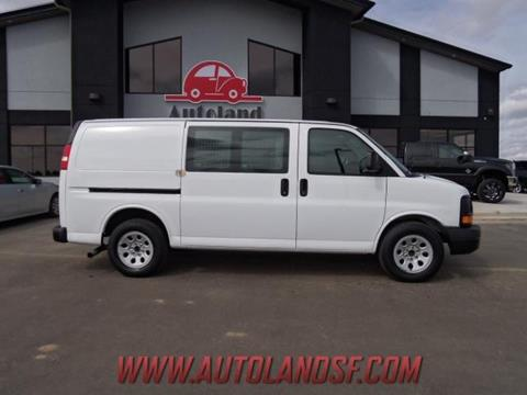 Used Cargo Vans For Sale in Sioux Falls, SD - Carsforsale.com