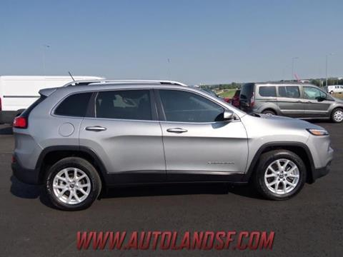 2016 Jeep Cherokee for sale in Sioux Falls, SD