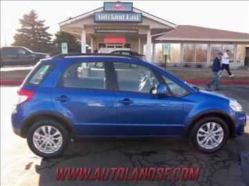 2013 Suzuki SX4 Crossover for sale in Sioux Falls, SD