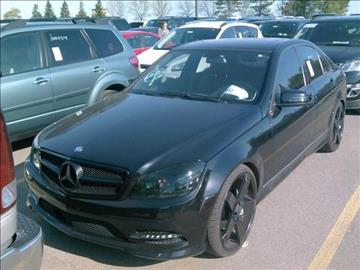 2011 Mercedes-Benz C-Class for sale in Sioux Falls, SD