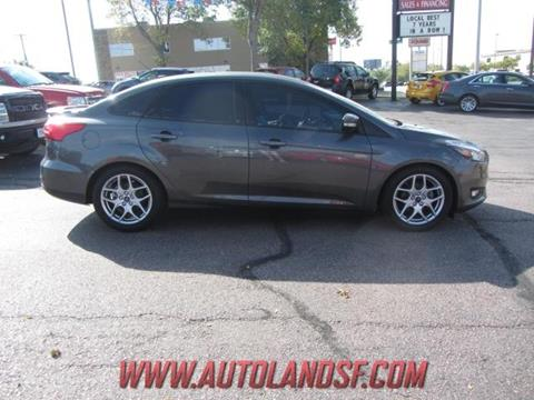 2015 Ford Focus for sale in Sioux Falls, SD