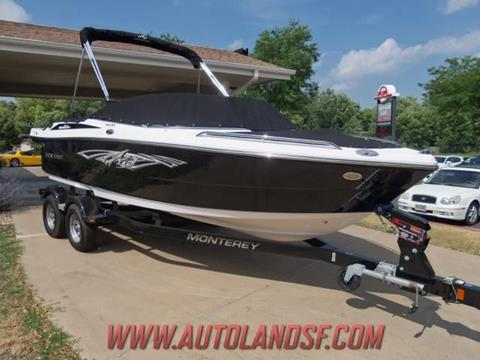 2015 Monterey BOW RIDER for sale in Sioux Falls, SD