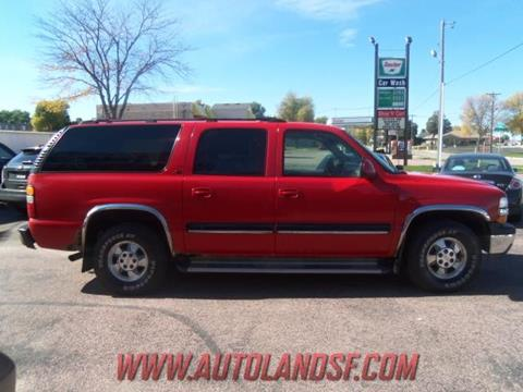 2001 Chevrolet Suburban for sale in Sioux Falls, SD