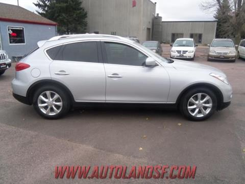 2009 Infiniti EX35 for sale in Sioux Falls, SD