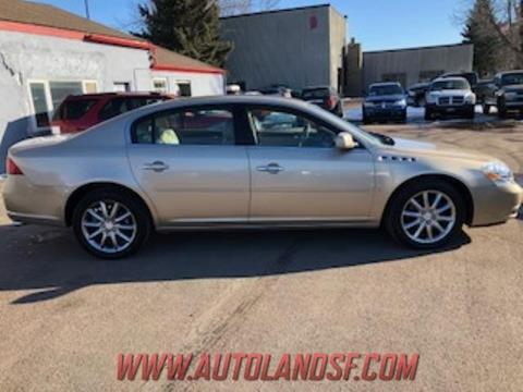 Buick lucerne for sale in sioux falls sd for Wheel city motors sioux falls sd