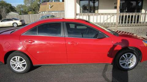 2006 Pontiac G6 for sale in Mitchell, SD