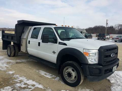 2014 Ford F-550 Super Duty