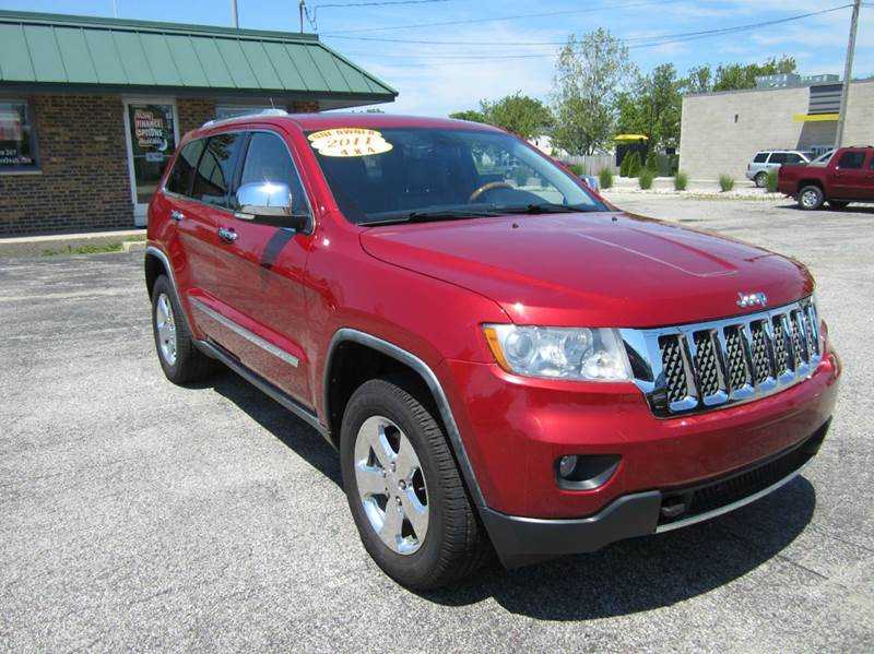 2011 Jeep Grand Cherokee Overland 4x4 4dr SUV - Holland MI