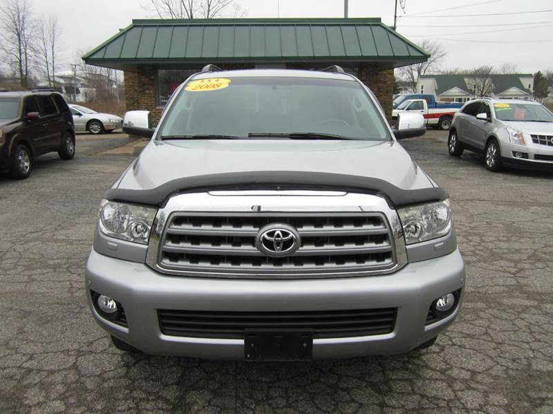2008 Toyota Sequoia 4x4 Limited 4dr SUV - Holland MI
