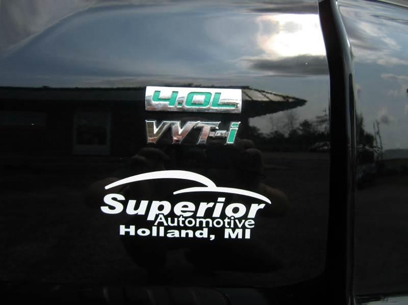 2011 Toyota 4Runner Limited AWD 4dr SUV - Holland MI