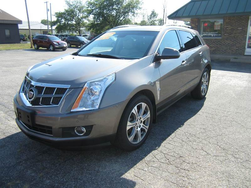 2012 Cadillac SRX Premium Collection AWD 4dr SUV - Holland MI