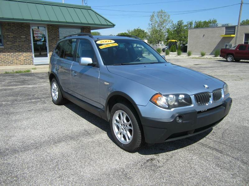 2004 BMW X3 AWD 2.5i 4dr SUV - Holland MI