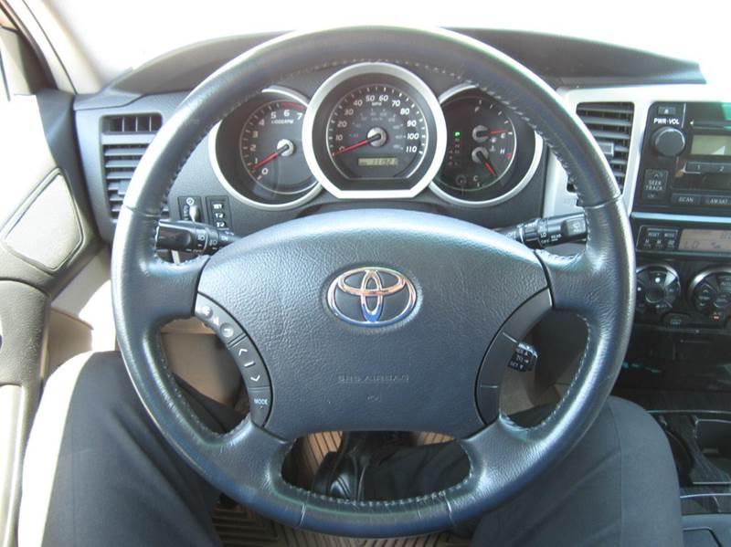 2008 Toyota 4Runner Limited AWD 4dr SUV (4.7L V8) - Holland MI