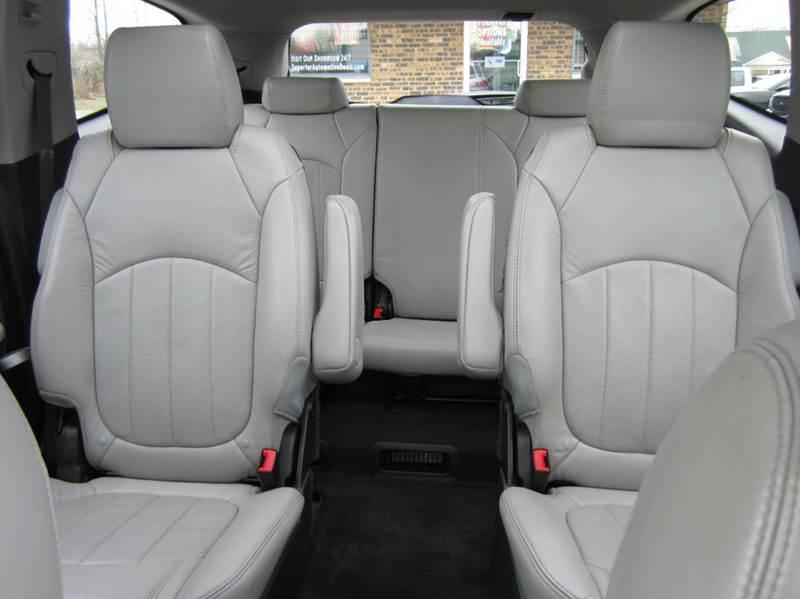 2011 Chevrolet Traverse LTZ AWD 4dr SUV - Holland MI