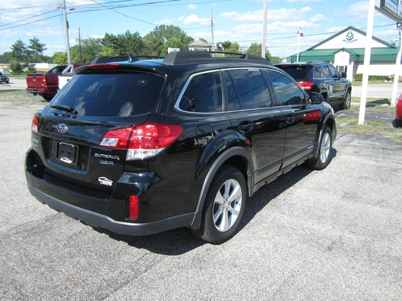 2014 Subaru Outback 3.6R Limited AWD 4dr Wagon - Holland MI