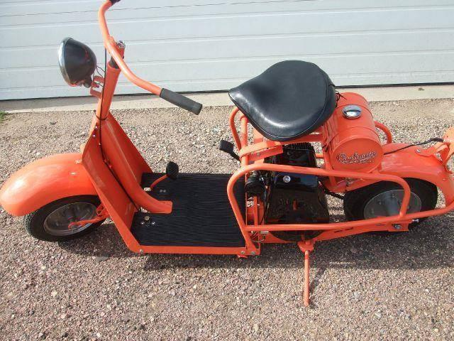 Cushman motorcycles for sale claz org