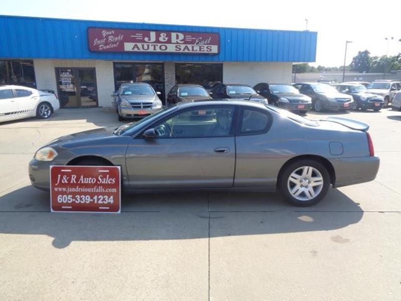 Billion Auto Sioux Falls >> Chevrolet Monte Carlo For Sale in South Dakota - Carsforsale.com