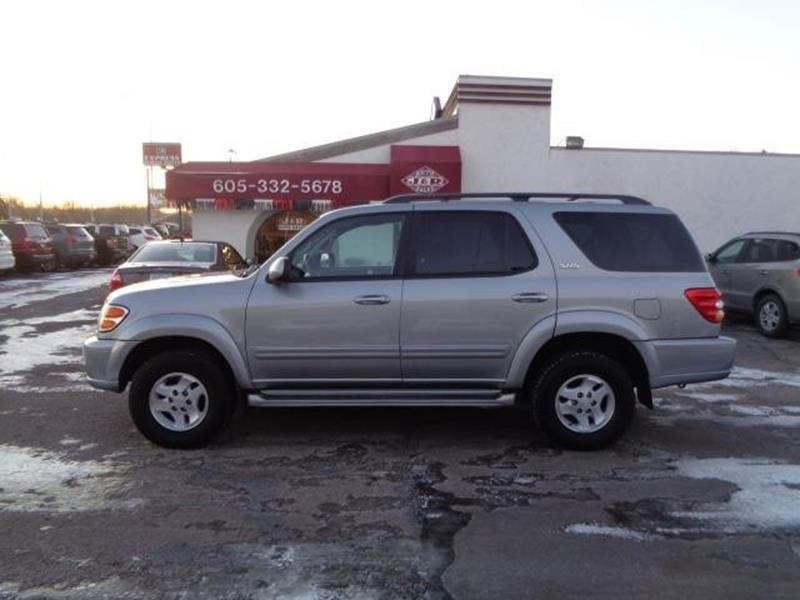 Toyota sequoia for sale in south dakota for Billion motors sioux falls south dakota