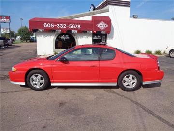 Chevrolet Monte Carlo For Sale In South Dakota