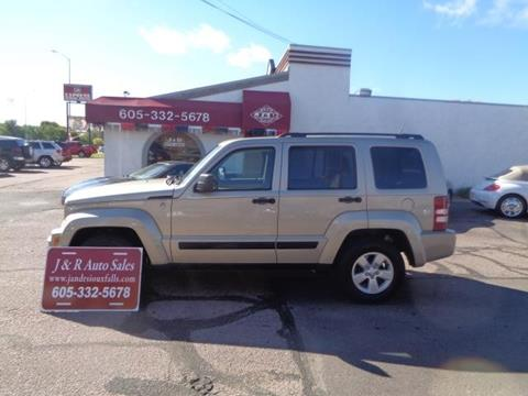used jeep liberty for sale in sioux falls sd. Black Bedroom Furniture Sets. Home Design Ideas