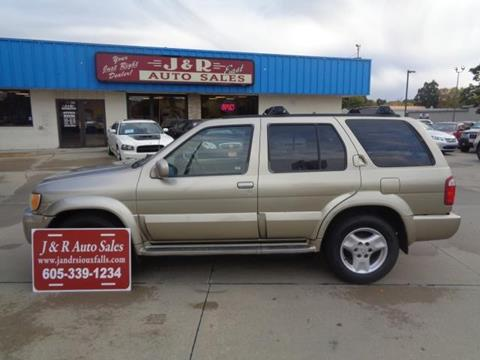 2002 Infiniti QX4 for sale in Sioux Falls, SD