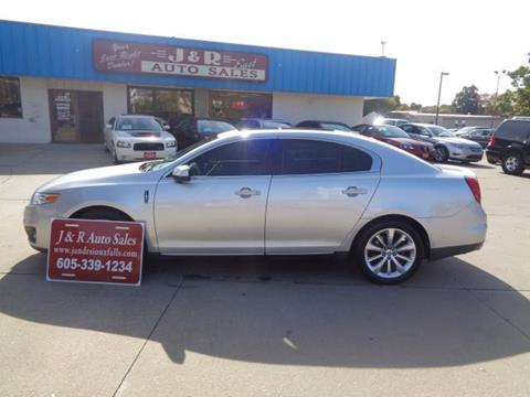 2010 Lincoln MKS for sale in Sioux Falls, SD