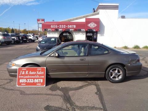 2002 Pontiac Grand Prix for sale in Sioux Falls, SD