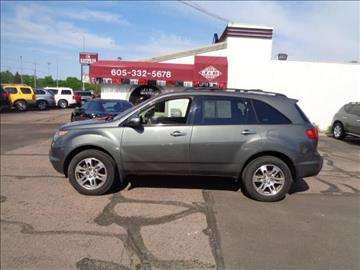 2007 Acura MDX for sale in Sioux Falls, SD