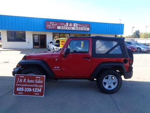 2008 Jeep Wrangler for sale in Sioux Falls, SD